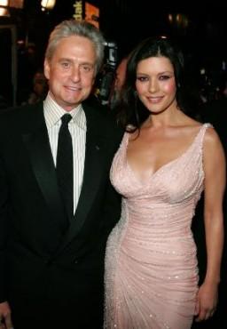 Catherine Zeta-Jones and Michael Douglas split after 13 years of marriage