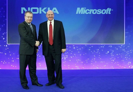 Microsoft acquires Nokia's phone business for $7.2 billion