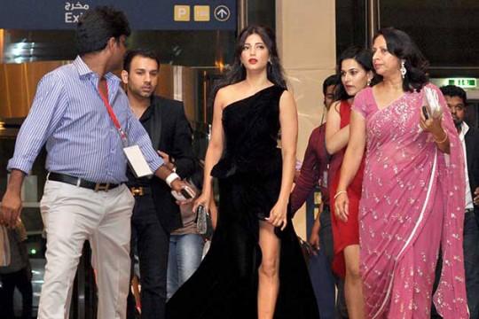 Photos: Asin, Shriya Saran, Kajal Agarwal dazzle at the South Indian International Movie Awards