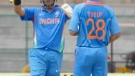 Yuvraj Singh hit 123 against WI A