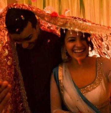 Anita Hassanandani wedding pics (6)
