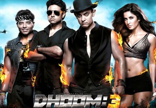 Aamir Khan to launch 'Dhoom 3' trailer ahead of 'Krrish 3' release