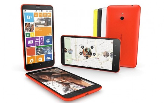 Nokia Lumia 1320 price in India; Review and features