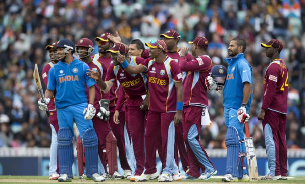 Ind A vs WI A 3rd Test