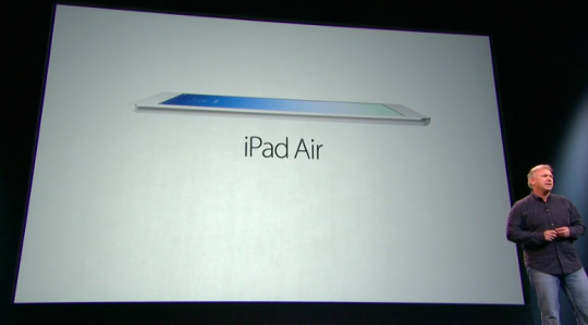Apple iPad Air tablet price in India, review and features