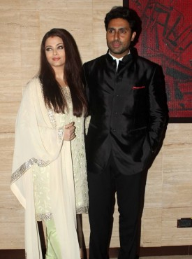 Aishwarya Rai and Abhishek Bachchan may be moving out of the Bachchan residence