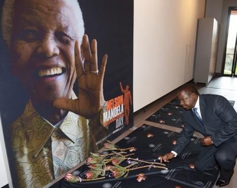 Former South Africa president Nelson Mandela dead at 95