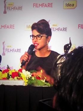 Filmfare awards ceremony on Jan 24, trophy unveiled by Priyanka Chopra