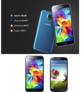 Samsung Galaxy S5 launched for Indian market