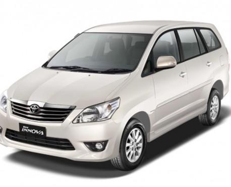 Toyota recalls 40k units of Innova in India