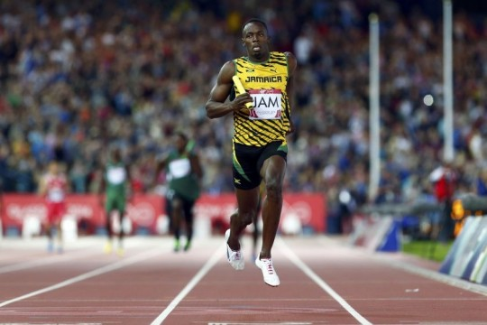 Commonwealth Games 2014: Usain Bolt steals show at 4x100m relay final