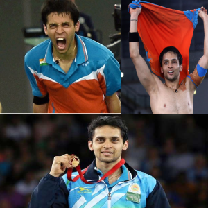 Parupalli Kashyap makes history: wins men's singles gold at Common Wealth Games