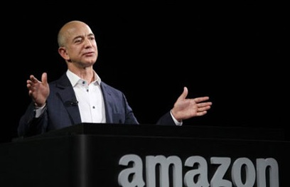 Amazon to invest $2 billion in India
