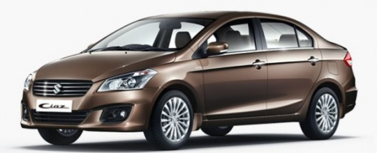 Maruti Ciaz Review, Price and Specifications
