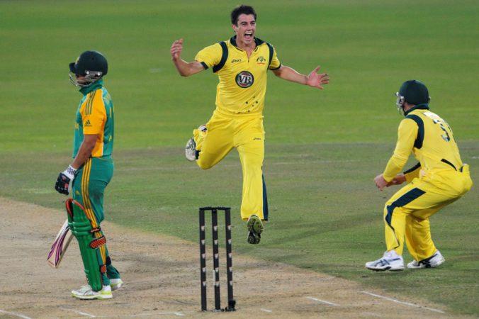 South Africa v Australia - 1st One Day International