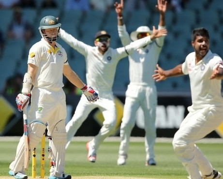India 108/1 on day two in Third Test against Australia