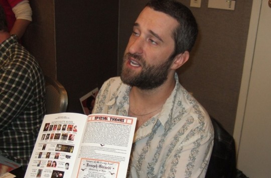 Dustin Diamond put behind bars after stabbing a man with switchblade in a Wisconsin bar