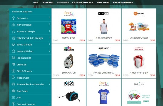 Google Online Shopping: Hot deals and huge discounts at GOSF 2014