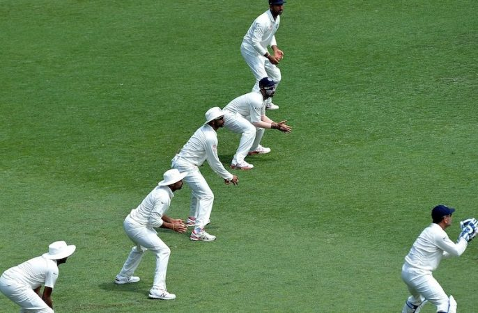 2nd Test - Australia v India: Day 2