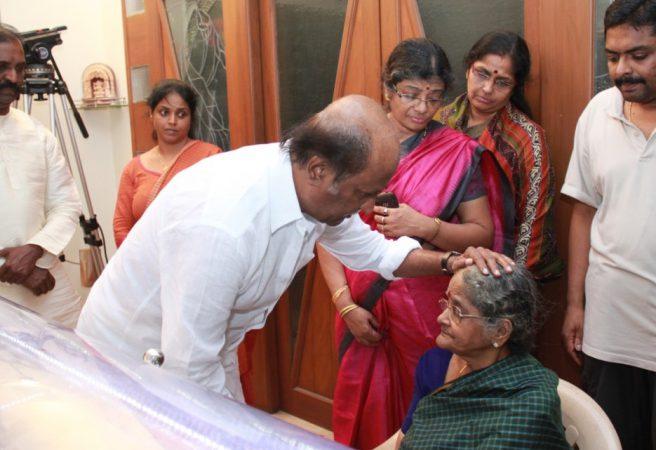 K Balachander funeral photos (1)