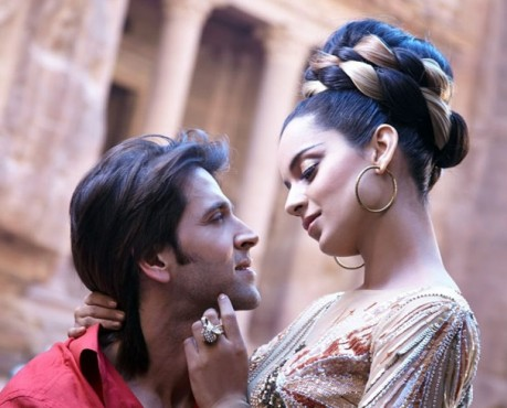 Is Kangana Ranaut dating Hrithik Roshan?