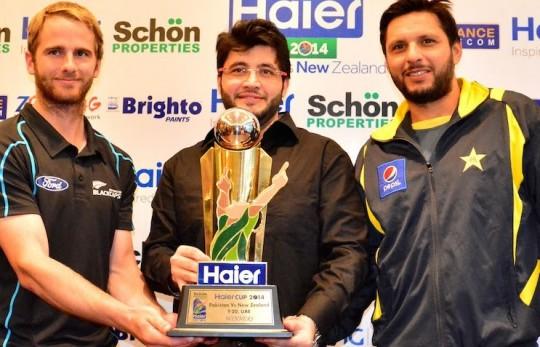 Cricket live score: Pakistan vs New Zealand 1st ODI Dubai
