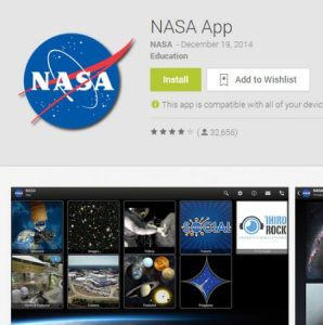 NASA App brings International Space Station to your fingertips