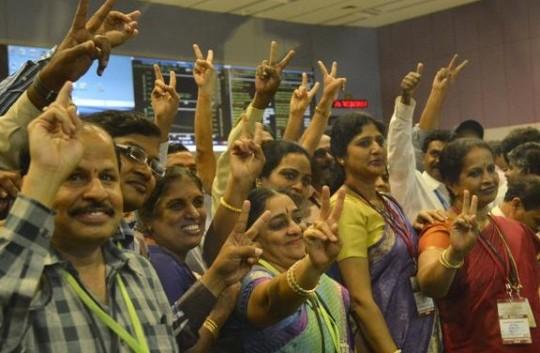 ISRO Mars Orbiter Team Wins US Space Pioneer Award