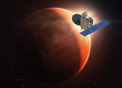 Mangalyaan Completes 100 Days in Mars Orbit On January 1st 2015