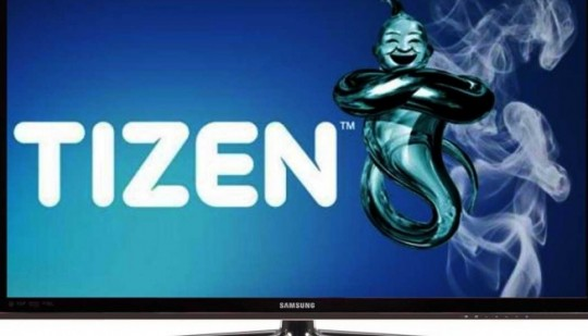Samsung To Unveil Tizen Smart TV To Take On Google's Android
