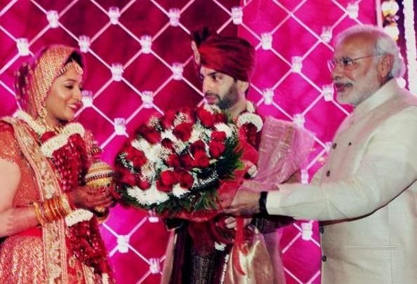Sonakshi sinha brother wedding pics (4)