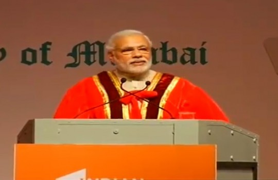 Live: PM Modi Inaugurates the 102nd Indian Science Congress