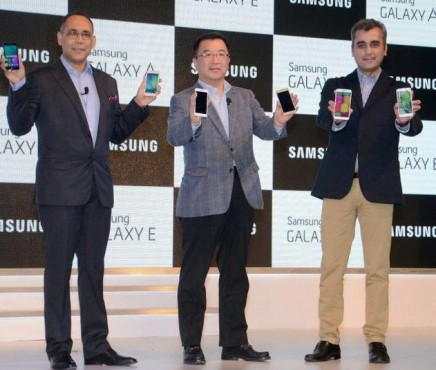 Samsung launches four new Galaxy smartphones in India