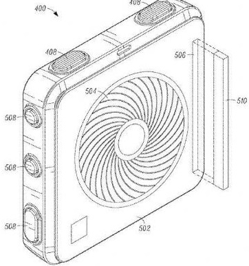 Google's Prototype Device To Blast Body Odor