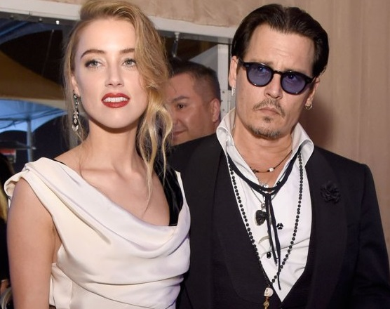 Johnny Depp ties the knot with actress Amber Herald