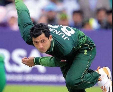 Pakistan speedster Junaid Khan ruled of Cricket World Cup 2015