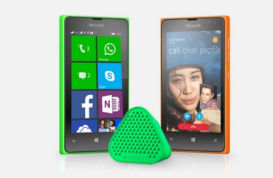 Microsoft arrays new Lumia 435 exclusively for sale on their online store