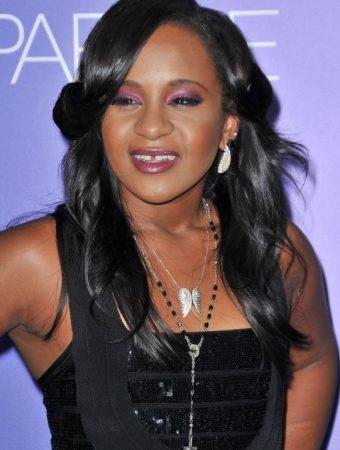 Whitney Houston's daughter