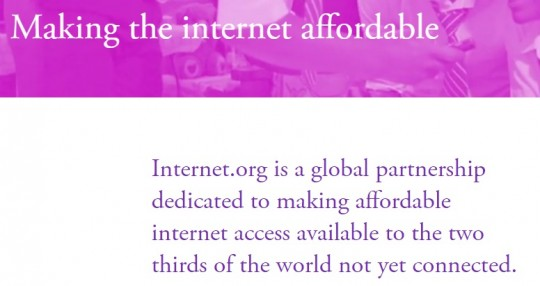 Facebook and Reliance introduce internet.org to India: This is how it works