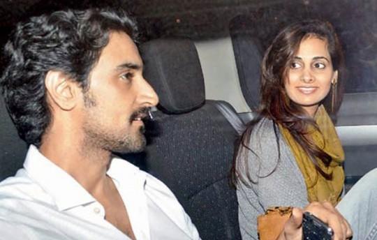 Photos: Kunal Kapoor weds Amitabh Bachchan's niece Naina