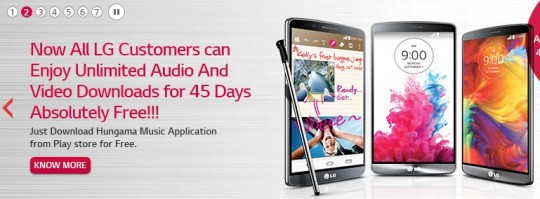 LG lines up four entry-level smartphones for MWC 2015