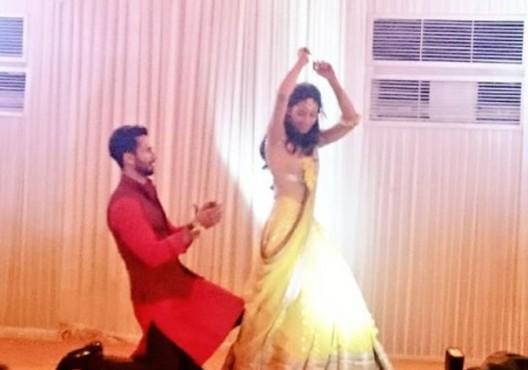 Photos: Shahid Kapoor and Mira Rajput Sangeet Ceremony held in Delhi