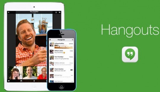 Google Hangouts launches its own website