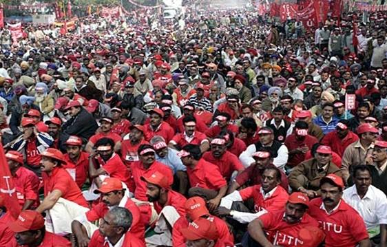 Trade unions bharat band