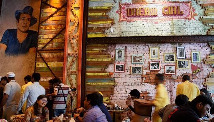 """restaurant """"dharam garam"""""""