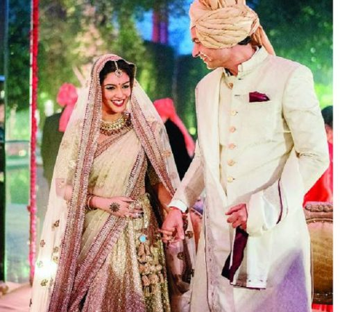 Asin marriage pics