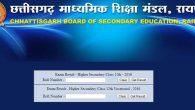 chatisgarh results 2016