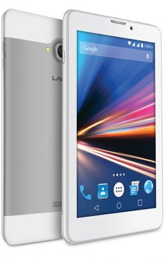 Lava unveils ivorys 4g voice calling tablet with 7 inch for Lava ivory s tablet