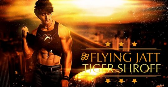 Hindi movie 'A Flying Jatt' trailer is impressive