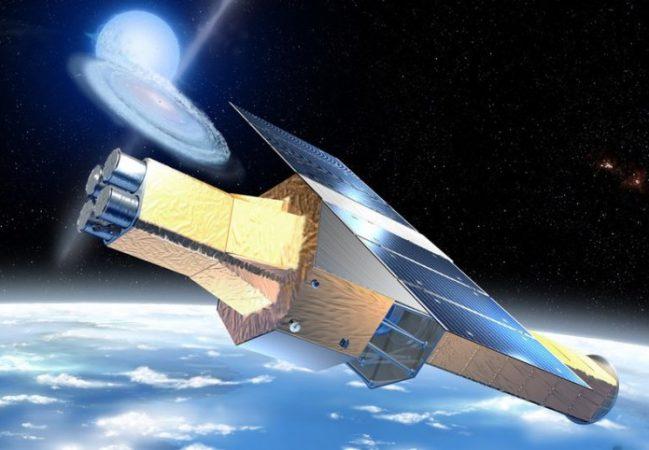 jaxa satellite